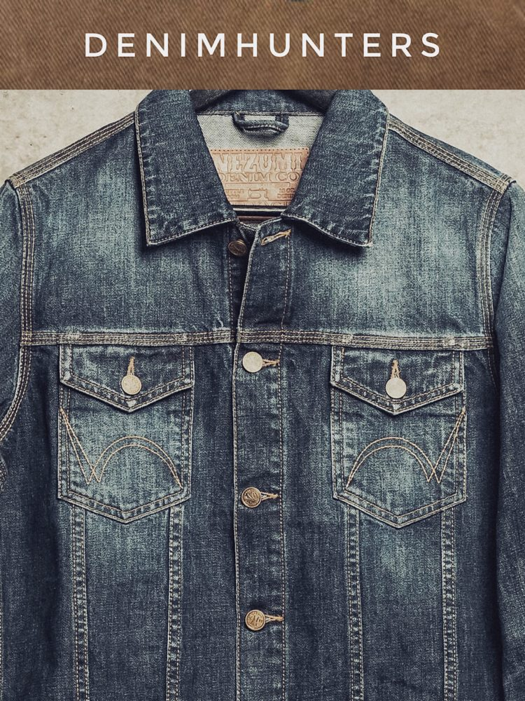 Nezumi Studios Voiture denim and leather goods review by Denimhunters