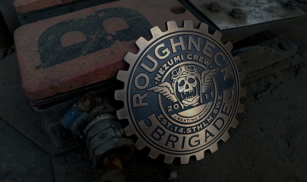 Roughneck Brigade , a classic Porsche club created by Nezumi Studios founder David Campo
