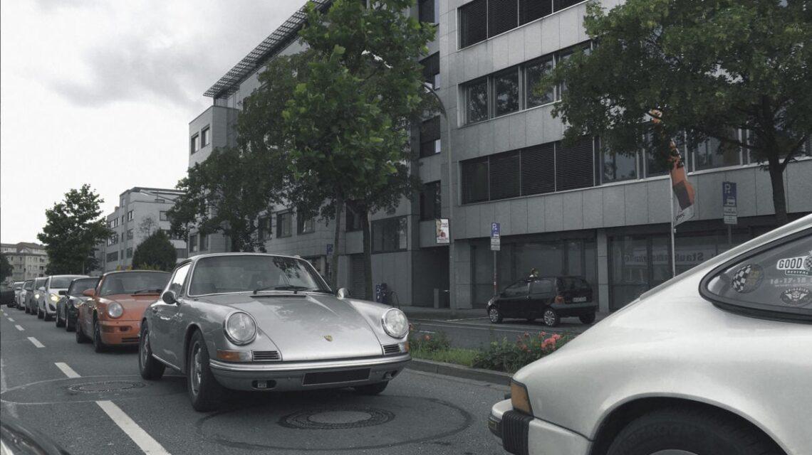 Roughneck Brigade Maiden Cruise trip, a classic Porsche club event by Nezumi Studios founder David Campo