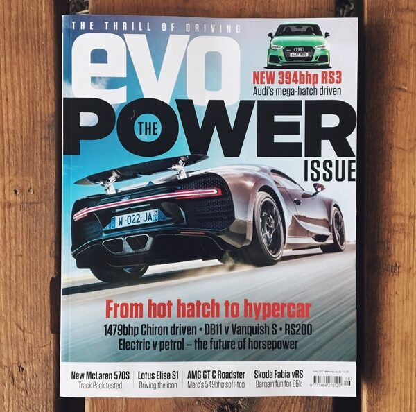 Nezumi Studios featured in EVO Magazine