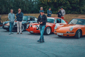Tunnel Raiders , a David Campo and Nezumi Studios classic sportscar event