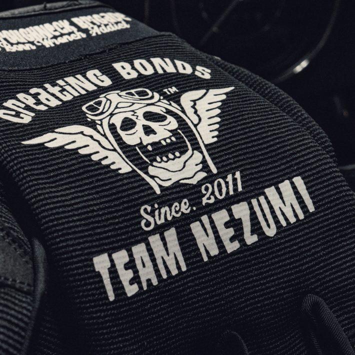 Nezumi Studios X Roughneck Brigade Wrench mechanics gloves