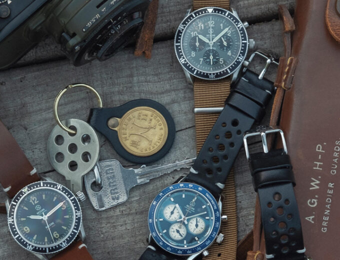 Nezumi Watches