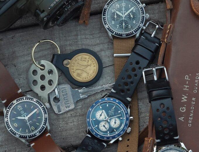Nezumi Watches and accessories