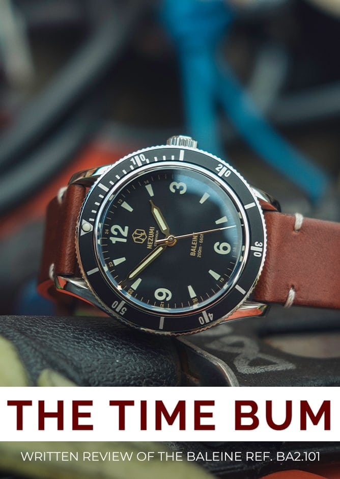 The Time Bum