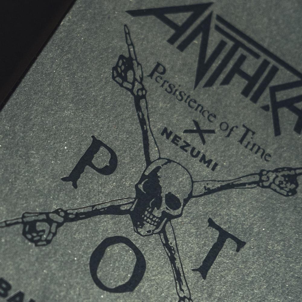 Anthrax watch backstory