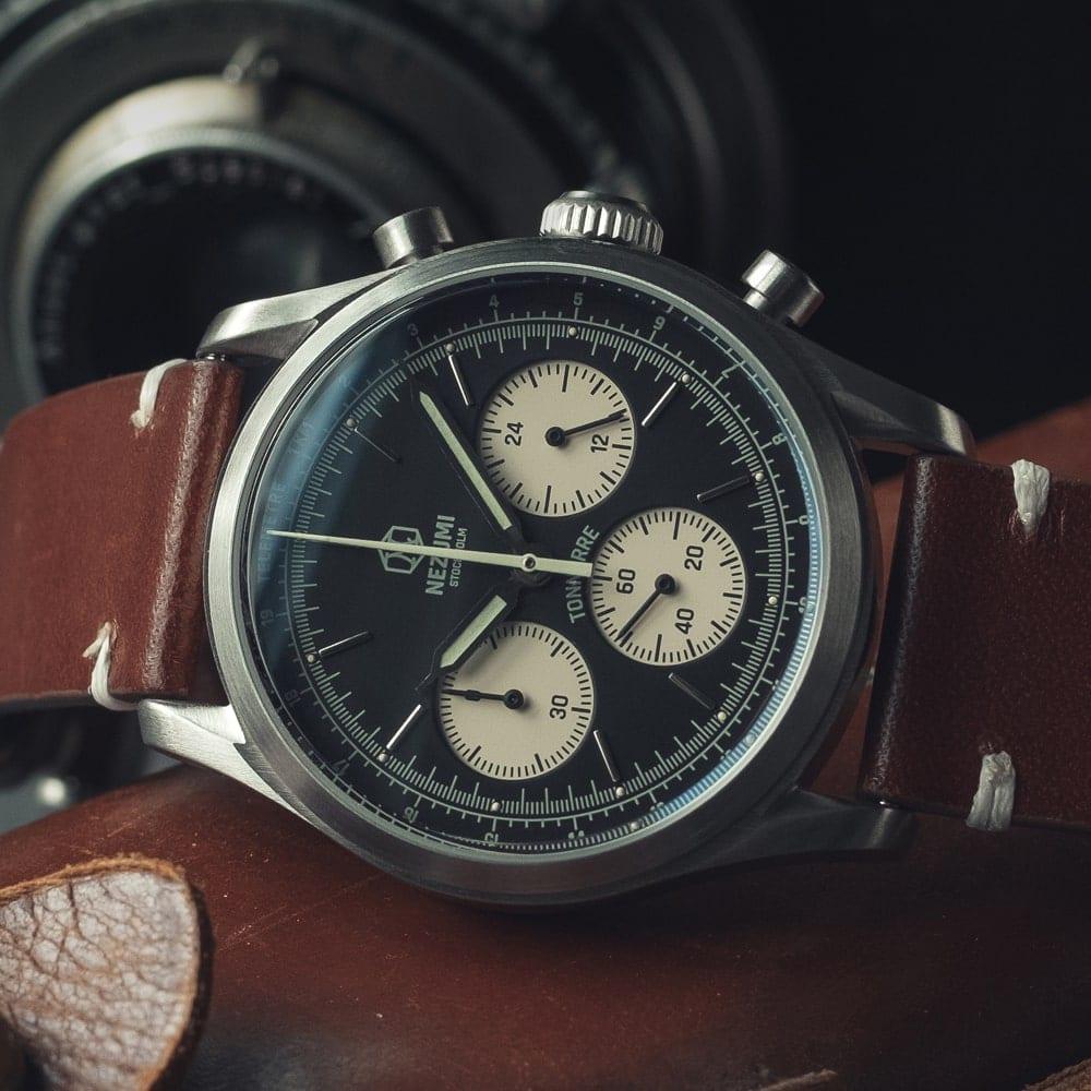 Tonnerre chronograph 38mm
