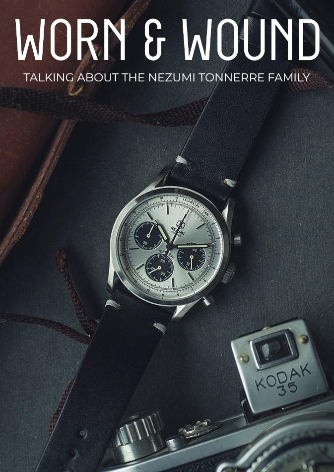 Worn and Wound Nezumi Review